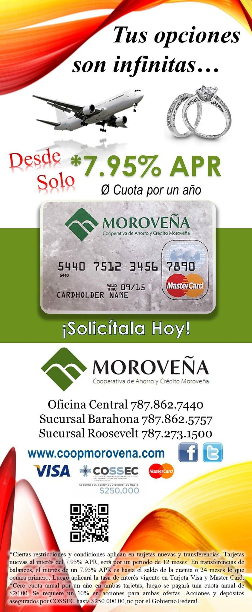 tarjeta credito promo